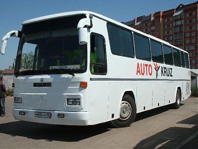 Автобус в Адлер