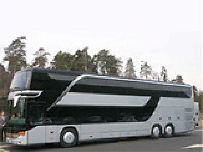автобусы компании Автокруиз